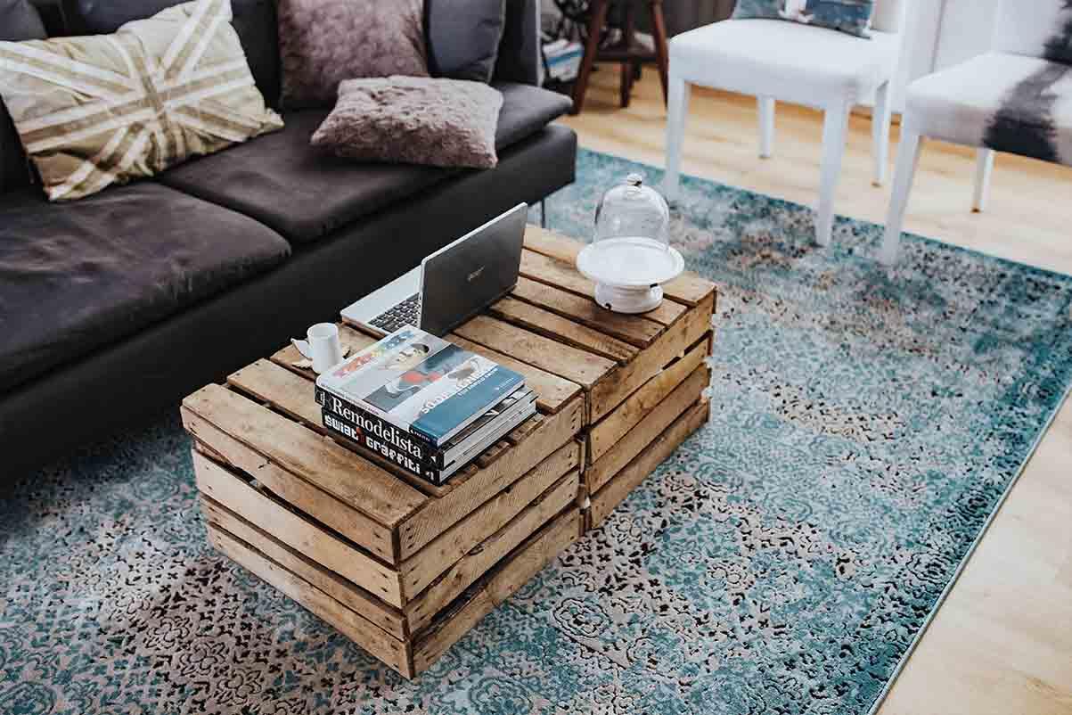 5 keer een karpet wat uw interieur afmaakt