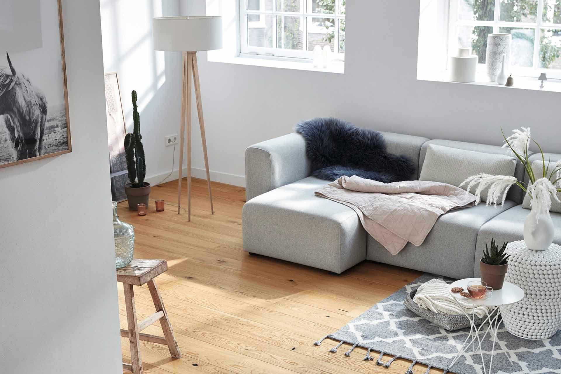 Interieur trends op het gebied van houten vloeren