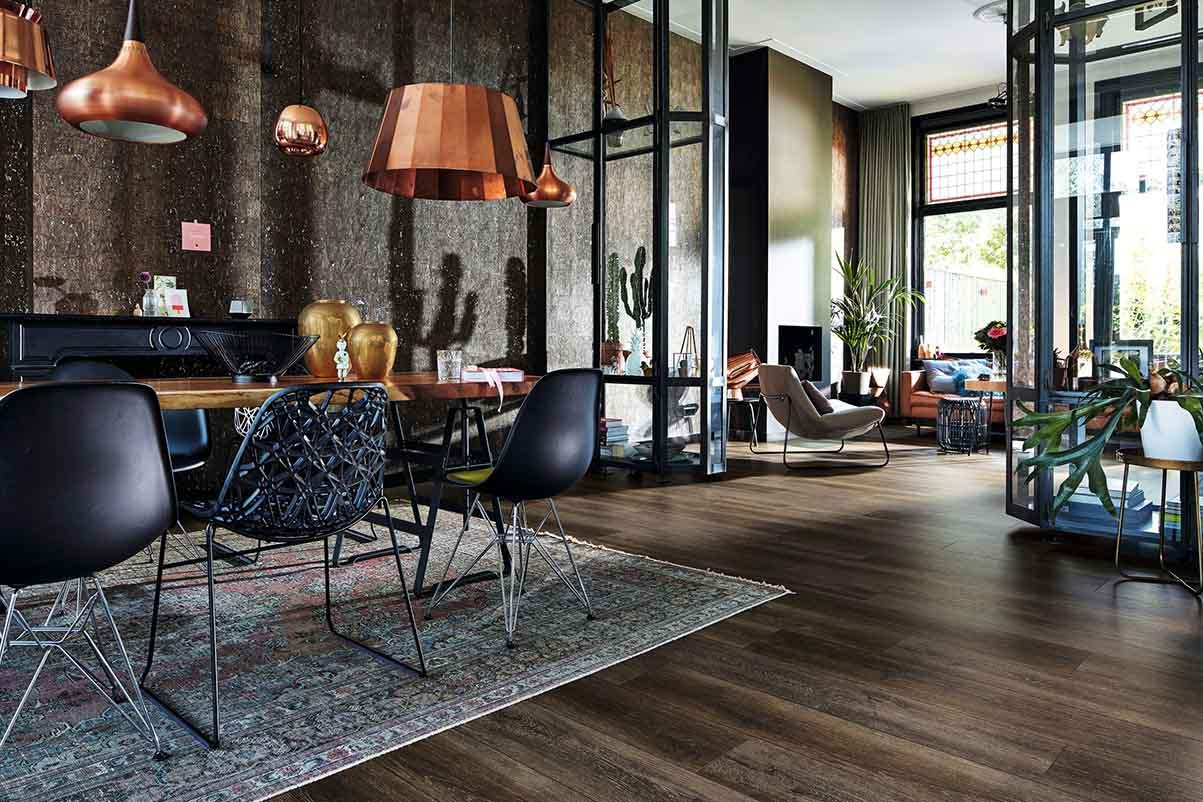 7 x vloer inspiratie met prachtige interieurs