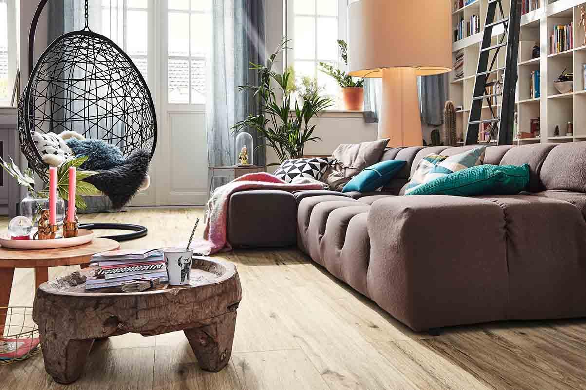 Waar begint u bij het inrichten van uw huis?